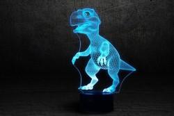 """Детский ночник 3D """"Динозаврик"""""""