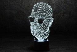 "3D ночник ""Невидимка"""