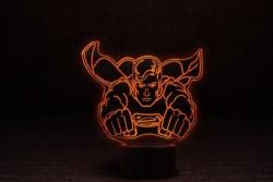 """3D светильник """"Супермен"""""""