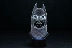 """3D ночник """"Бэтмен 1"""""""
