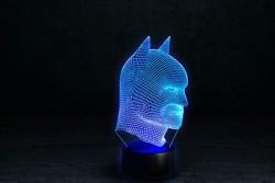 """Светильники с эффектом 3D """"Бэтмен 2"""""""