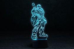 """Лампа-ночник для мальчика """"Железный человек 3"""""""