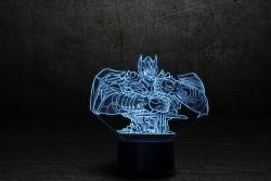 """3D светильник""""Трансформер 3"""""""