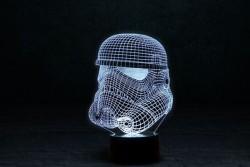 "3D ночник ""Штурмовик"""