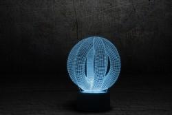 """3D светильник """"Целостность"""""""