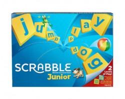 Скрабл детский (Scrabble Junior)
