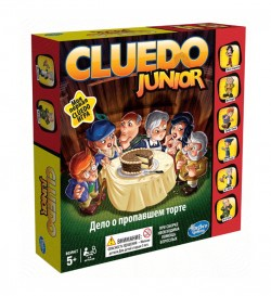 Мое первое Клюэдо (Cluedo Junior)