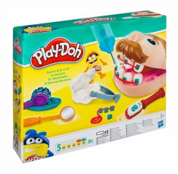 Набор для лепки Play-Doh. Мистер зубастик (обновлённая версия)