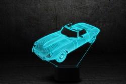 """Ночник 3D """"Автомобиль 2"""""""