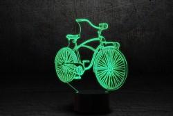 """3D лампа """"Велосипед """""""