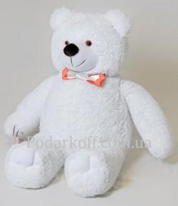 Плюшевый медведь белый 85см