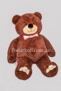 Плюшевый медведь бурый 110см