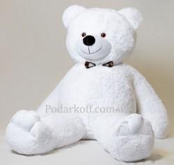 Плюшевый медведь белый 200см