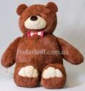 Плюшевый медведь бурый 200см