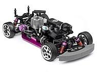 Автомобиль HPI Nitro RS4 3 DRIFT Nissan Silvia Body 4WD 1:10  2.4Ghz (RTR Version)