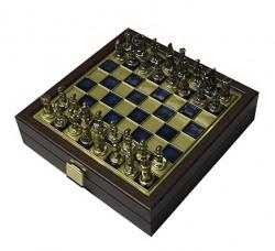 """Шахматы """"Manopoulos"""" Византийская империя SK1CBLU"""