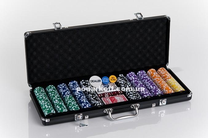 Покерный набор PokerShop 500-С2