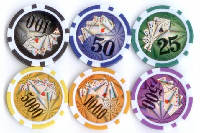 Покерный набор PokerShop 500-C1