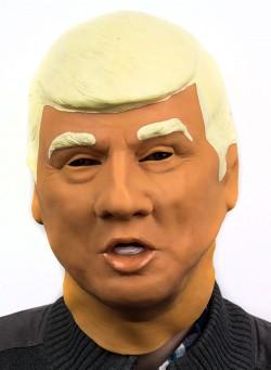 Маска резиновая Трамп