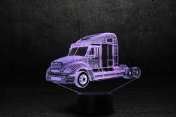 """3D-светильник """"Автомобиль 9"""""""