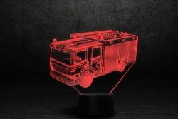 """3D-светильник """"Автомобиль 12"""""""