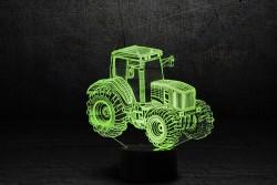 """3D-светильник """"Трактор"""""""