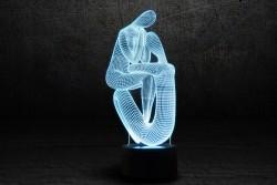 """3D-светильник """"Медитация 2"""""""
