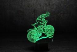 """3D-светильник """"Велосипед 3"""""""