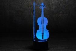 3D-светильник Скрипка