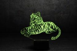 3D-светильник Тигр