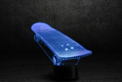 3D-светильник Скейт