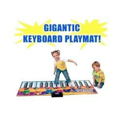 Напольное гибкое пианино