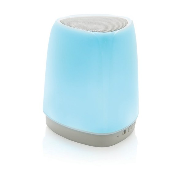 "Bluetooth-динамик с подсветкой ""Light Colour"" 1500 mAh"