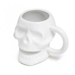 """Кружка """"Skull"""" белая"""