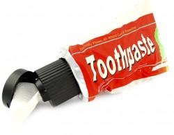 Салфетница «Тюбик зубной пасты»