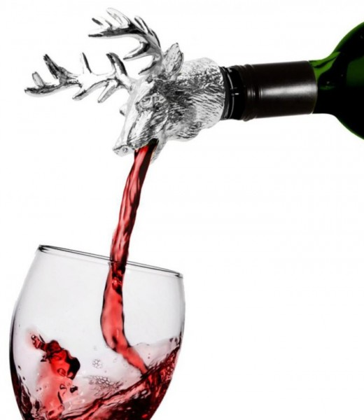 Аэратор для вина Silver deer