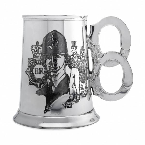 Пивная кружка «Полиция»