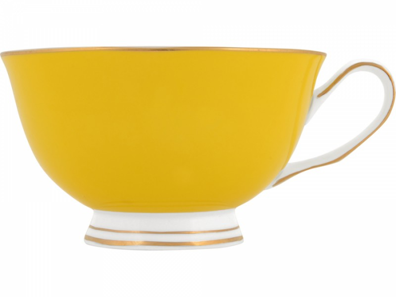 Чайная пара «Прованс», желтая