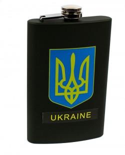 Фляга из пищевой нержавеющей стали Украина