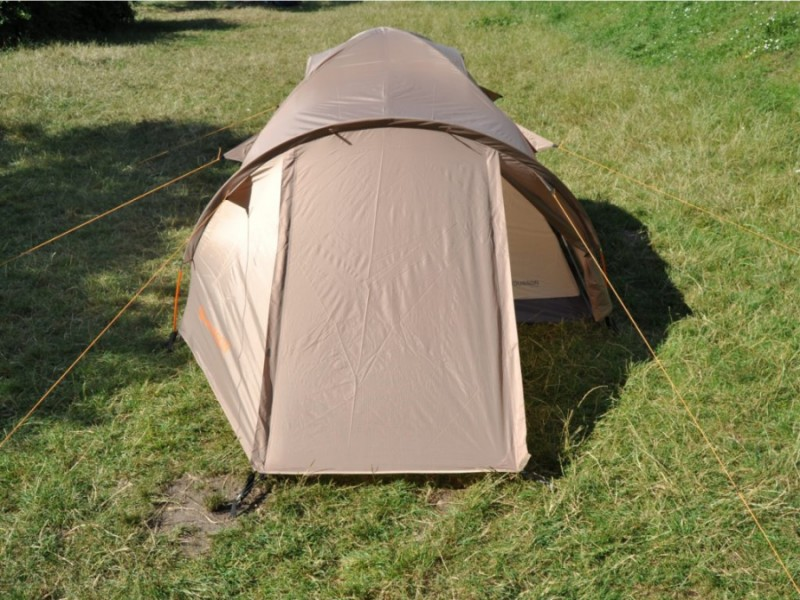 Палатка туристическая MOUSSON ATLANT 3 SAND