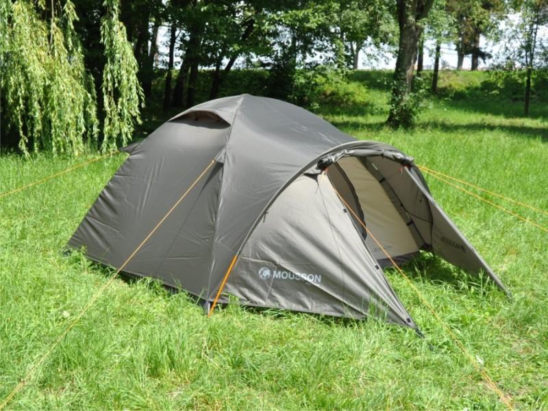 Палатка туристическая MOUSSON ATLANT 4 AL KHAKI