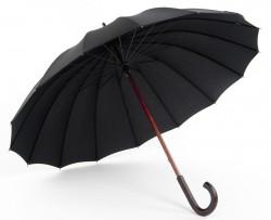 Зонт-трость Doppler 74166 механический Черный