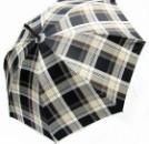 Зонт-трость Doppler23645-1 механический Черно-серый
