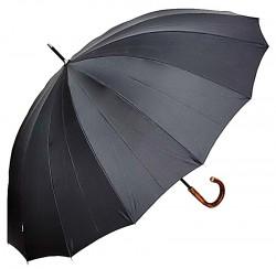 Зонт-трость Doppler 71763BU001 механический Черный