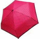 Зонт складной Derby 722565PD-1 механика Красный