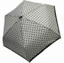 Зонт складной Derby 722565PD-2 механика Серый