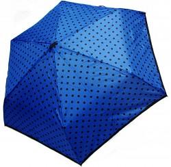 Зонт складной Derby 722565PD-3 механика Синий