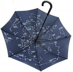 Зонт-трость Doppler 74065ST полуавтомат Звёздное небо