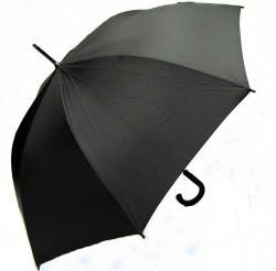 Зонт-трость Doppler 740963SZ полуавтомат Чёрный