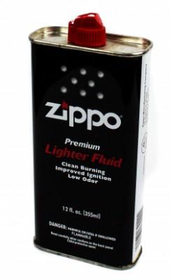 Очищенный бензин Zippo большой